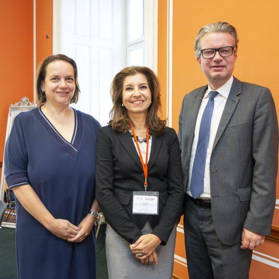 Pressekonferenz Jahrestagung ÖGS, September 2018- copyright by Foto Fischer